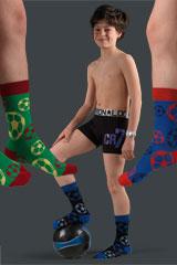 Socks Cotton Stretch 3-Pack