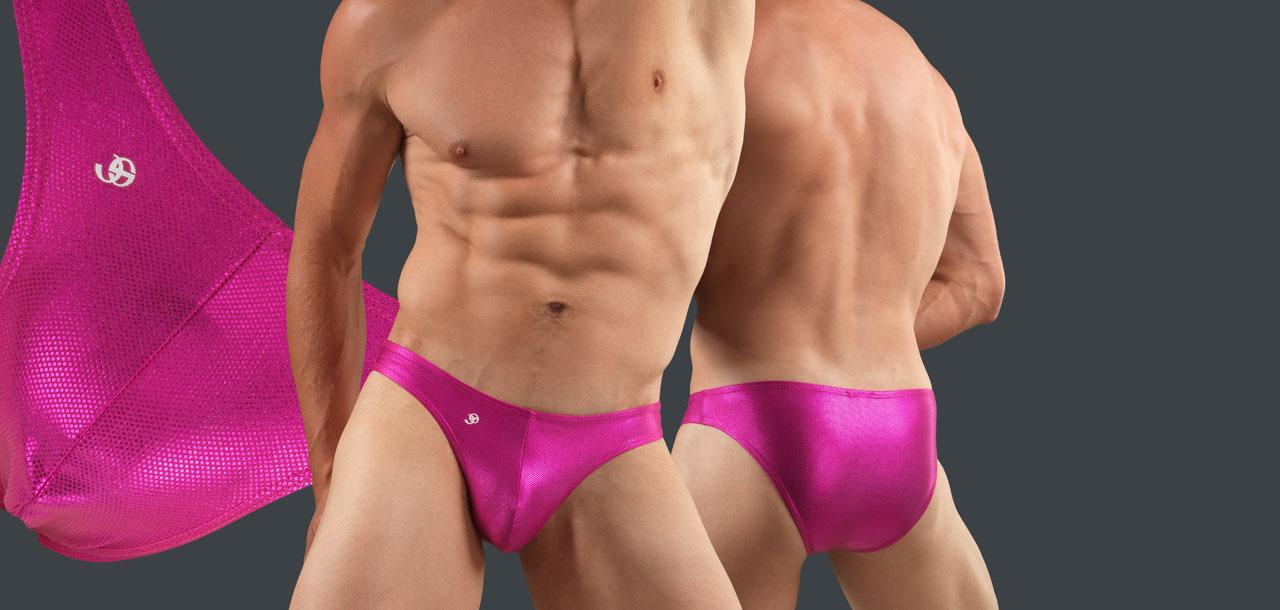 bikini 01 tornasol - Roze (350) - Small (S)
