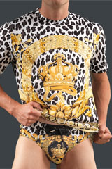 Icon Baroque T-Shirt AB26008