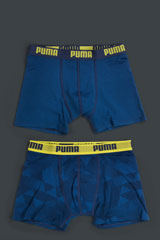 Blurred Triangle Boxershort 2-pack 1001
