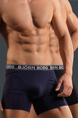 Iconic Seasonal Solids Boxershort 2-pack