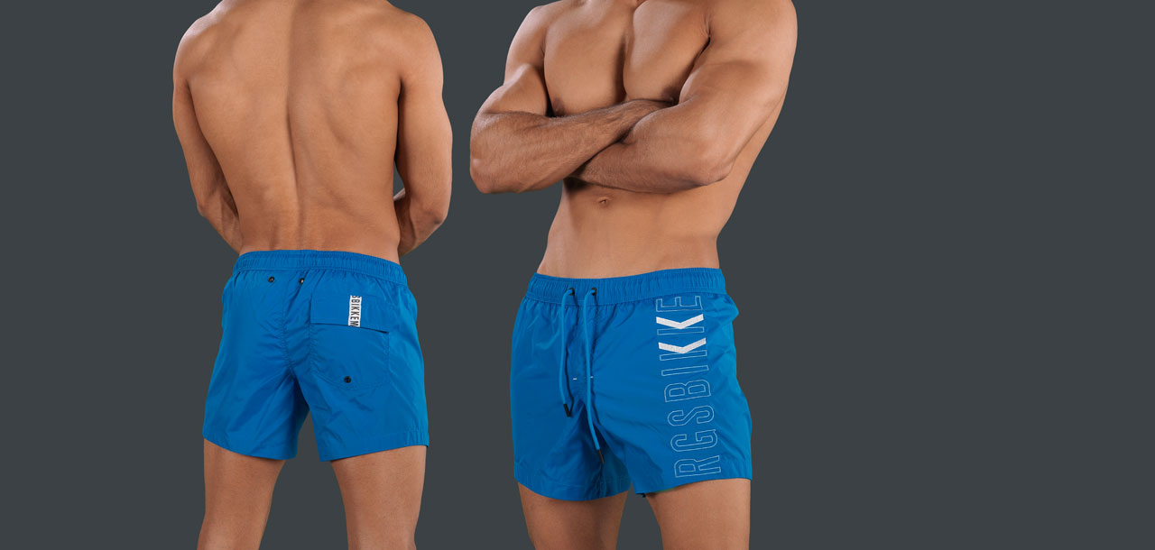 Bikkembergs Cadet Swim Short 5086-Wit (000)-XL